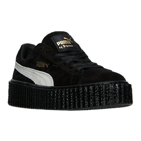 chaussures puma rihanna creepers