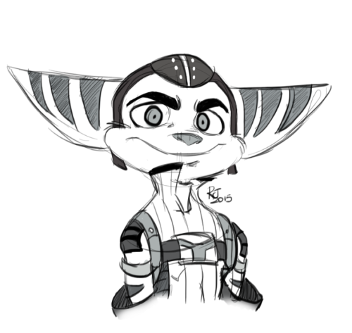 Rinajolin Because Ratchet And Clank Is A Very Nice Game So