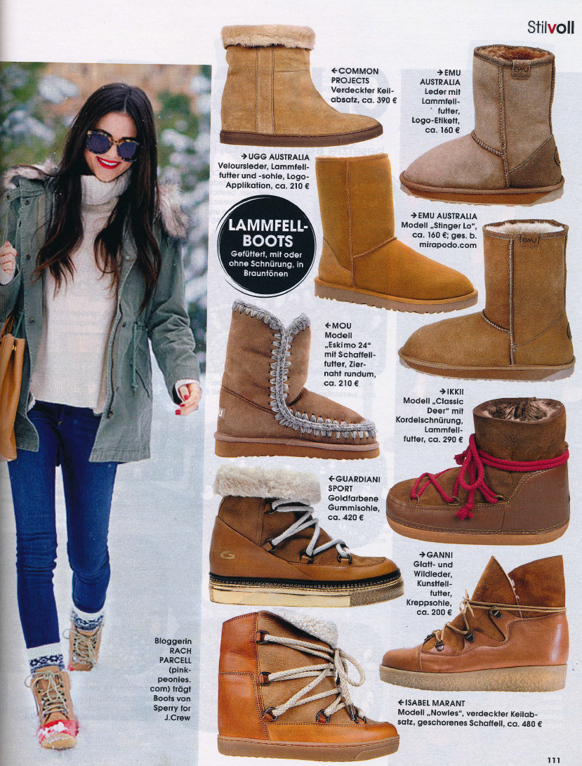 InStyle 2015 Mou Boots | Stiefel, Mou boots und Mode stiefel