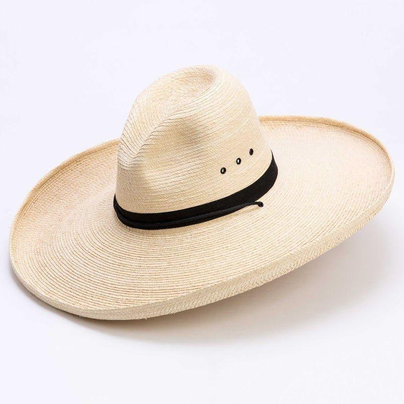 36cbd5394ef Low Crown Gus Guatemalan Palm Hat with 6