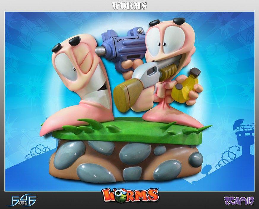 Worms 2 Armageddon Diorama Exclusive Armageddon Worms Worms 2 Armageddon