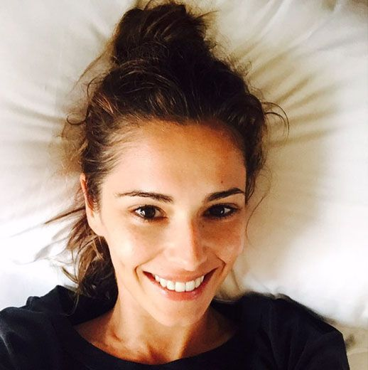 So, Cheryl actually looks *this* good without makeup on, and don't get us started on Jessica Alba... (cries)