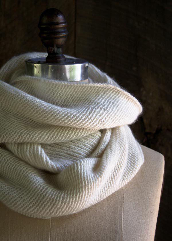 Crosshatch Cowl pattern by Purl Soho | Yarns | Knitting