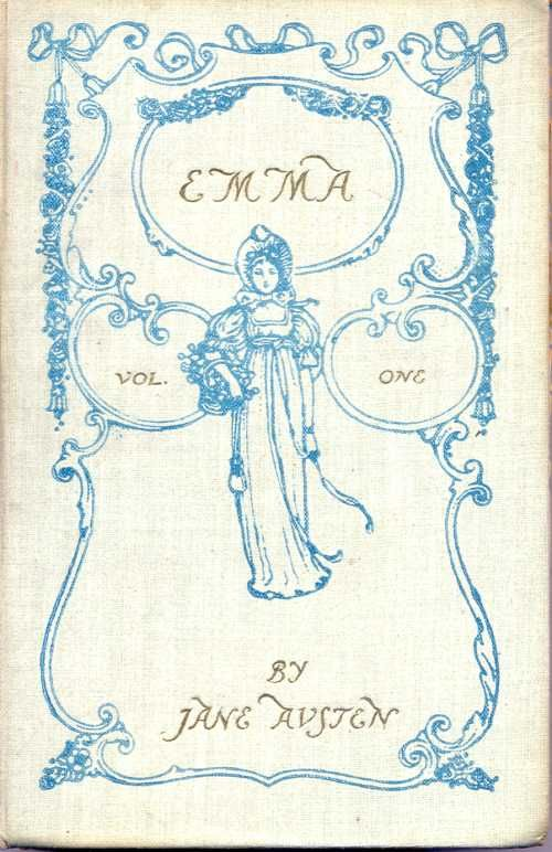 how many pages is emma by jane austen