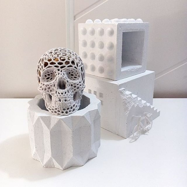 кости бетона