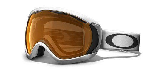 64e4c96c0c73  Oakley Snow  Ski Goggles Canopy Snow Sunglasses Color Matte White Persimmon  57-863