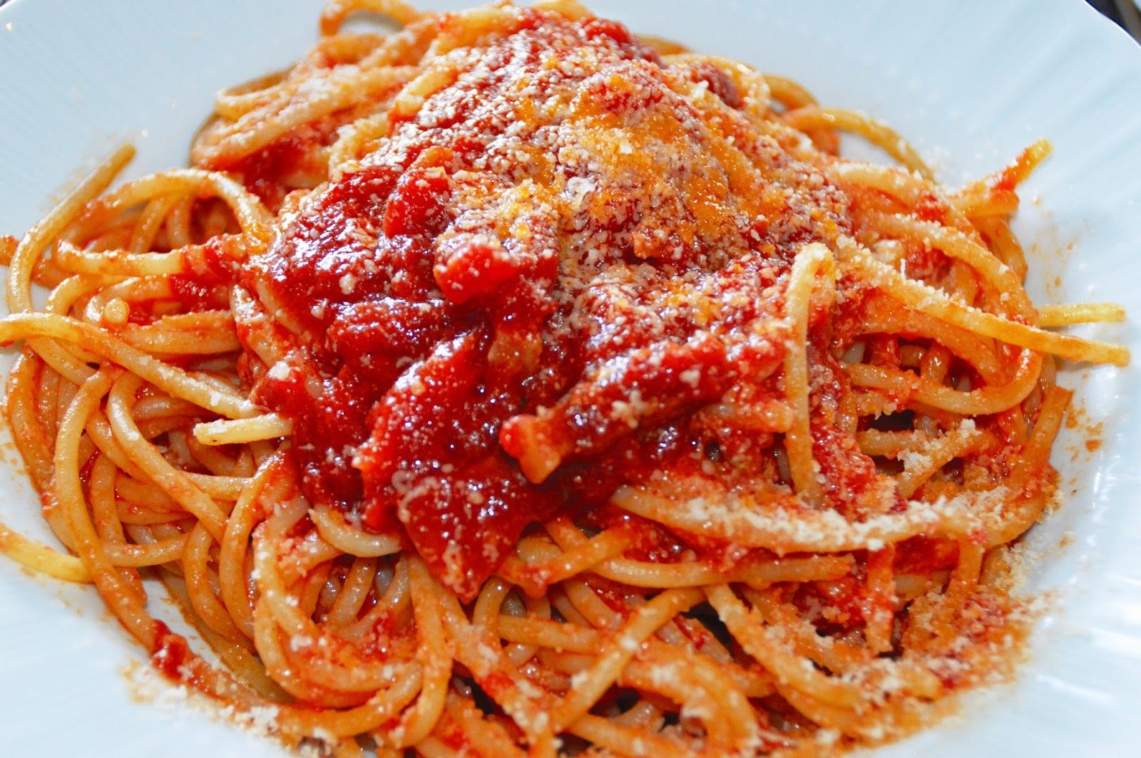 Sugo all\'amatriciana con il Kenwood Cooking Chef - Ricette Kenwood ...