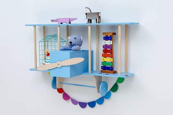 Las estanter as infantiles m s originales decoraci n infantil diy - Estanterias infantiles originales ...