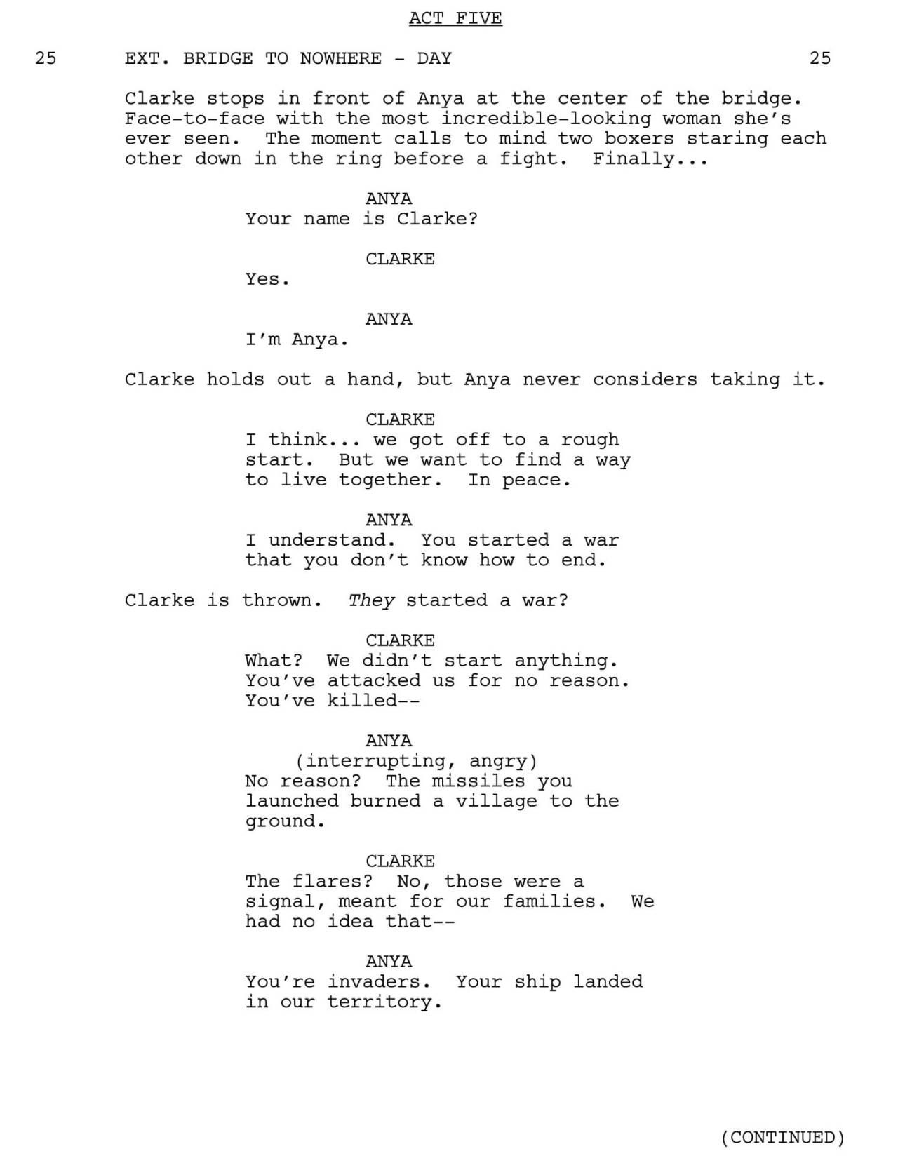 Script To Screen 110 I Am Become Death Acting Scripts Acting Monologues Acting Lessons