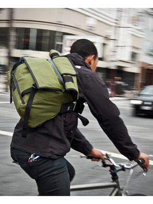 Sling a messenger bag over your shoulder and hit the road ...