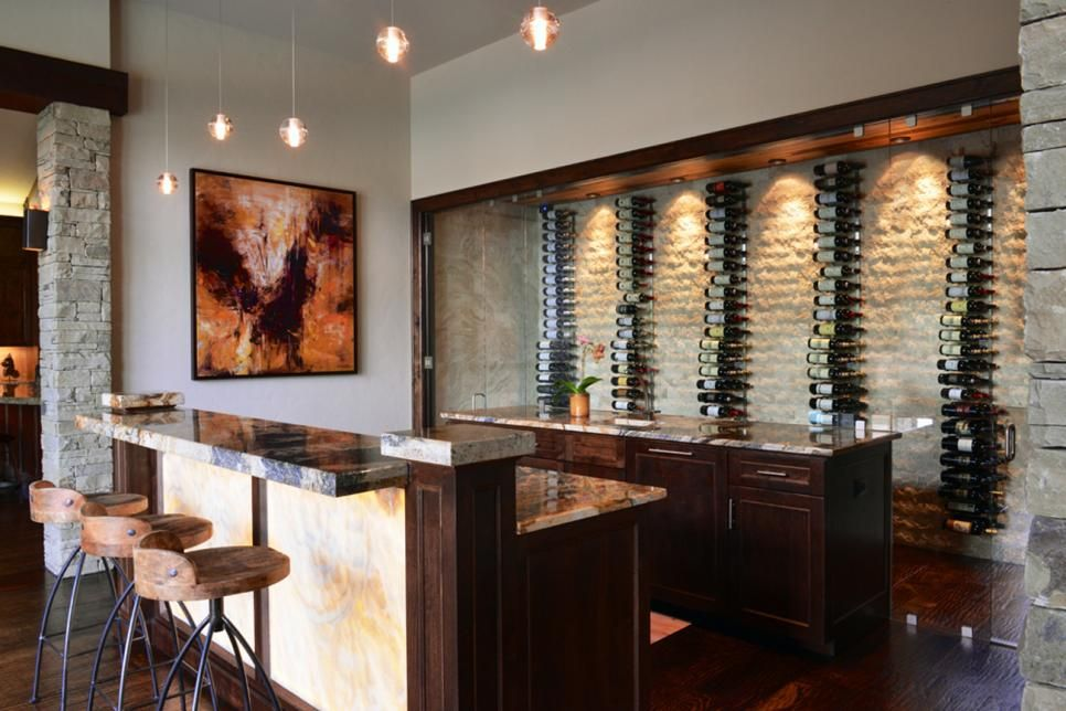 Looking For Home Bar Ideas For Your Basement Bonus Room Home