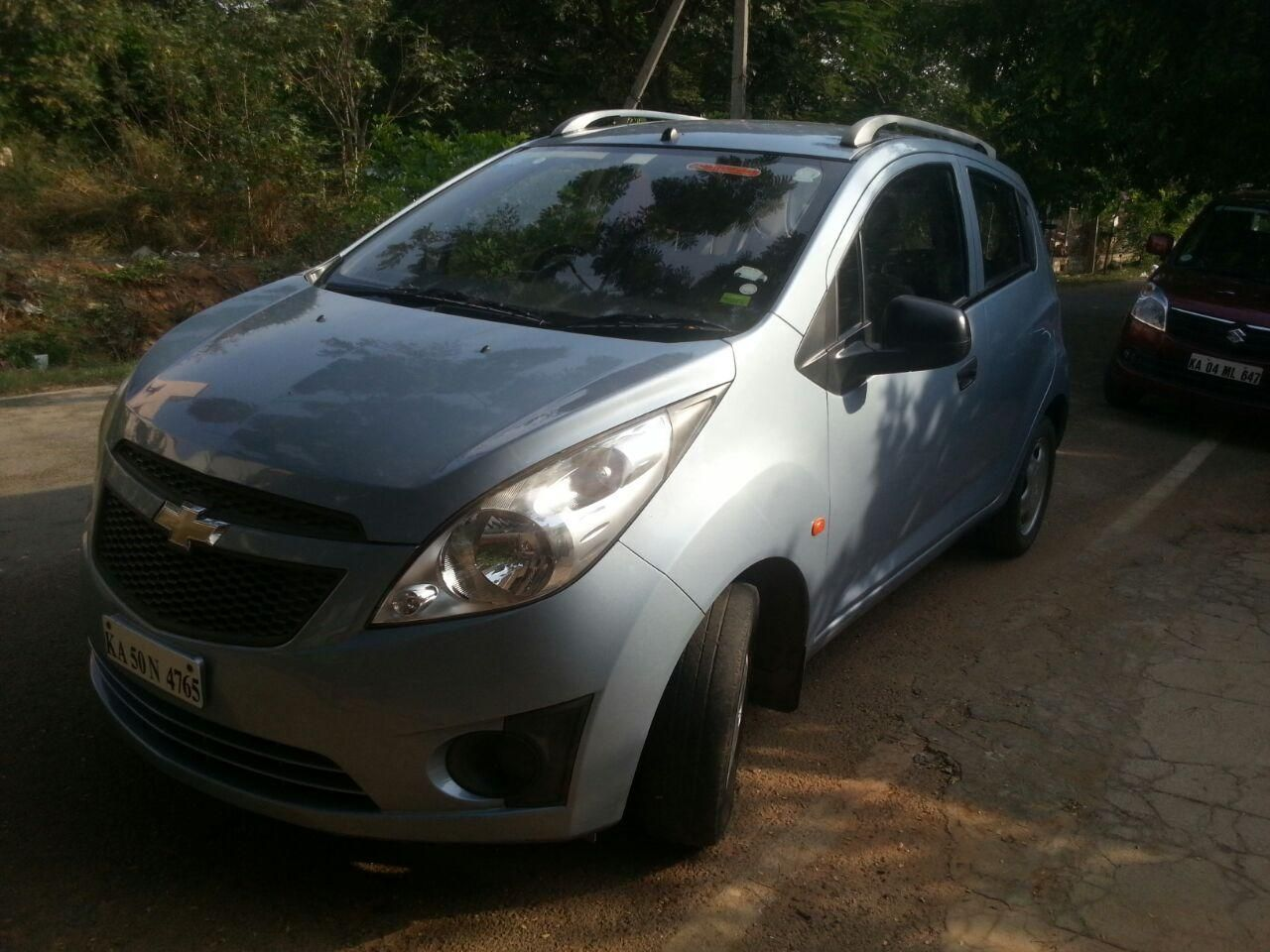 Used 2012 Chevrolet Beat Ps Diesel For 3 1 Lakhs Zoomo