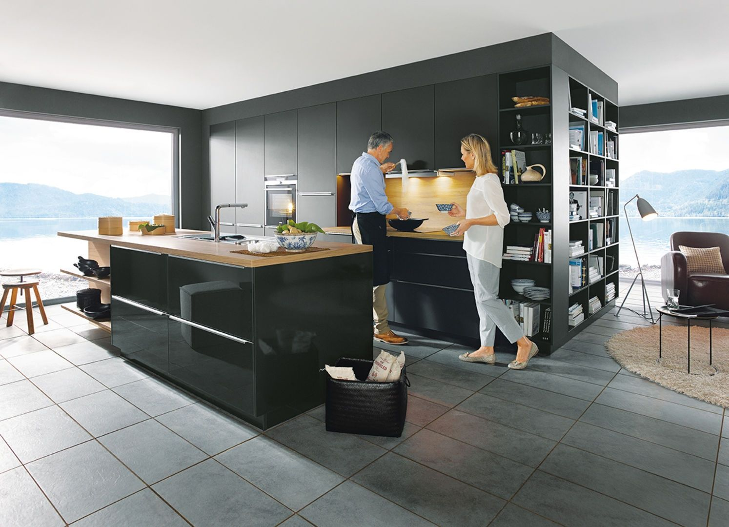 German Kitchens Modern kitchen worktops, Kitchen design