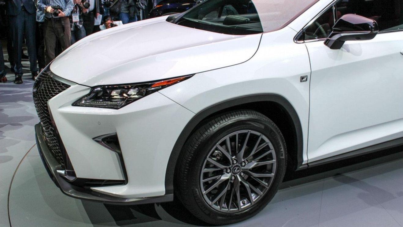 2020 Lexus Rx 350 Dimensions Lexus Rx 350 Best Mpg Lexus
