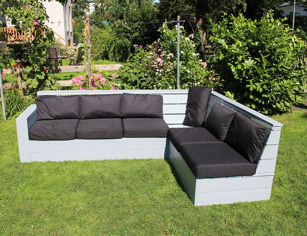 Holz Lounge Selber Bauen  DO IT YOURSELF LOUNGE COUCH