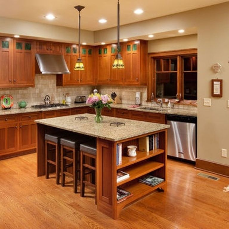 Craftsman Kitchen Design Captivating 25 Stylish Craftsman Kitchen Design Ideas  Craftsman Style Inspiration Design