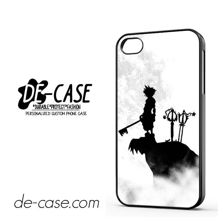 Kingdom Hearts DEAL-6185 Apple Phonecase Cover For Iphone 4 / Iphone 4S