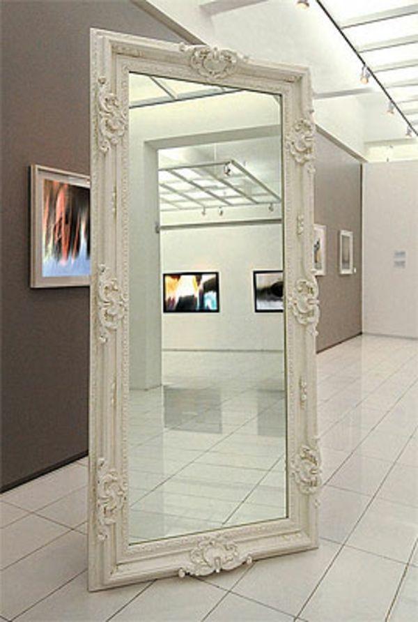 Redoutable Grand Miroir Style Baroque Miroir Baroque