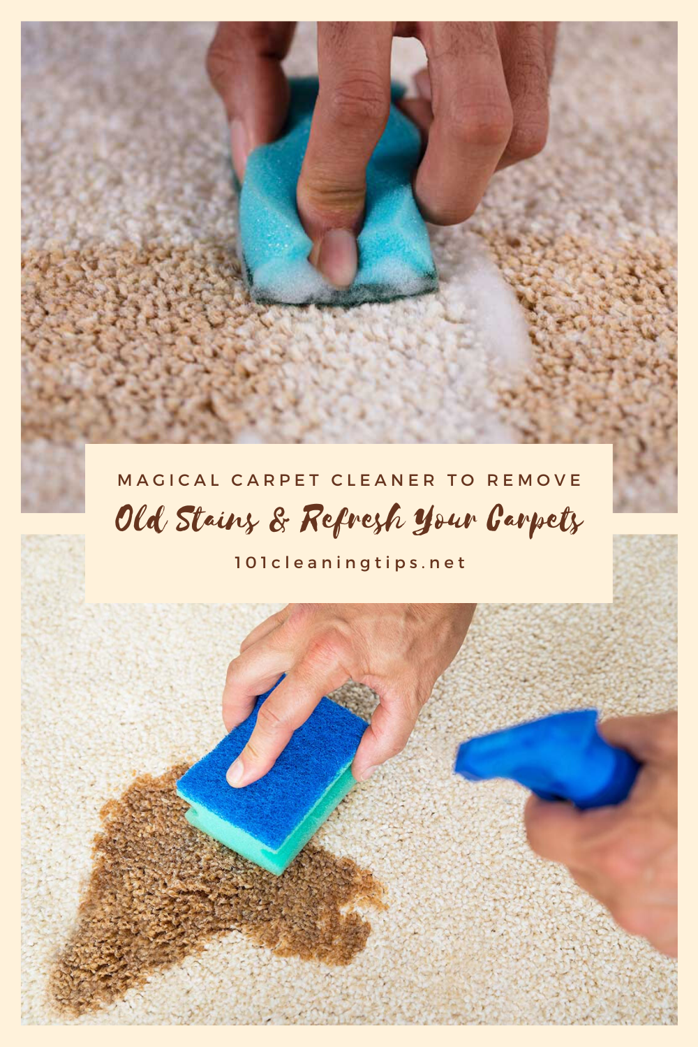 Magical Carpet Cleaner To Remove Old Stains And Refresh Your Carpets 101cleaningtips Net Stain Remover Carpet Carpet Cleaners Diy Carpet Stain Remover