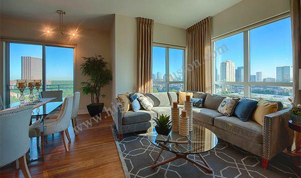 M5250 5250 Brownway St 77056 Houston Apartment Luxury Apartments Houston Luxury