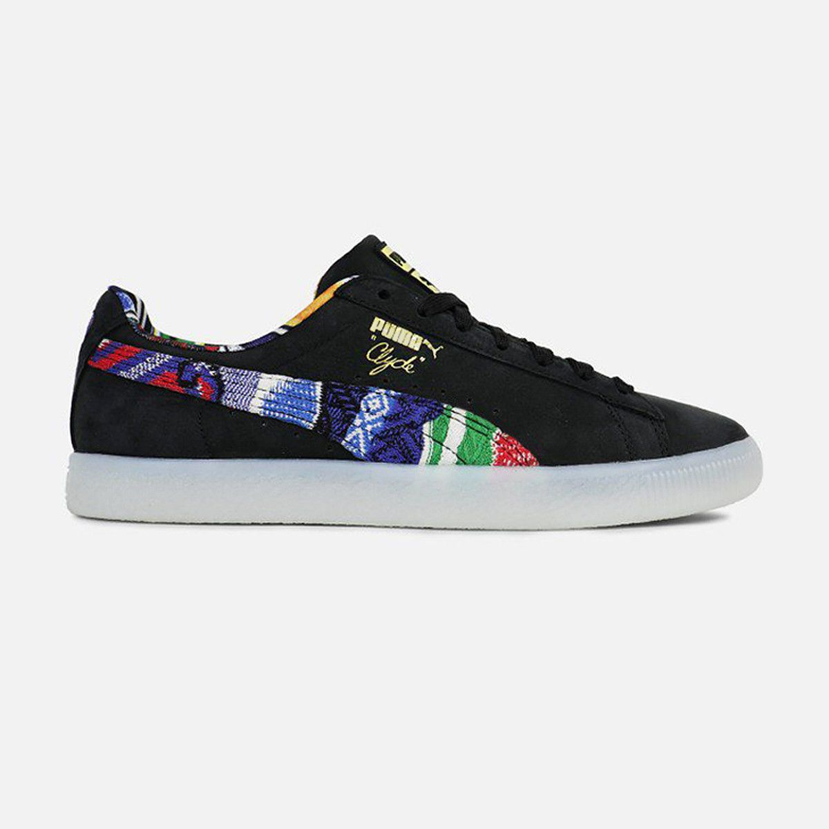 best sneakers 0299f 68786 Details about PUMA COOGI SWEATER CLYDE MULTI COLOR 364908-01 ...