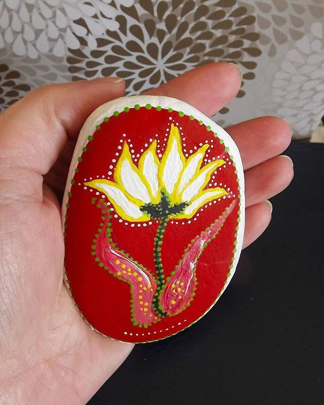 My golden lotus - the stone is really smooth and delicate, ...we spent good time…