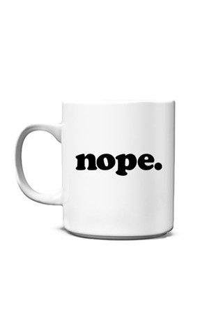 Hey Could You Nope 100 Ceramic 11 Oz Design On Both Sides Mugs Coffee Mugs Coffee Nerd