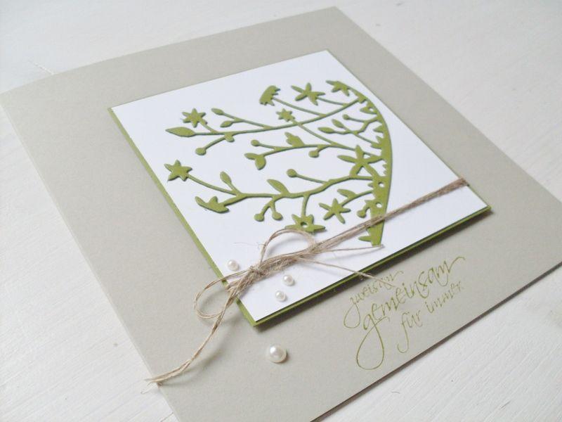 Carolas Bastelstübchen: Ein Schwung Hochzeitskarten
