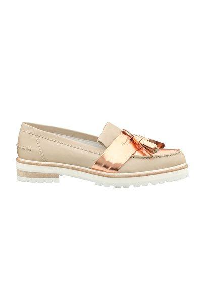 'Jeanie' Boat Shoe