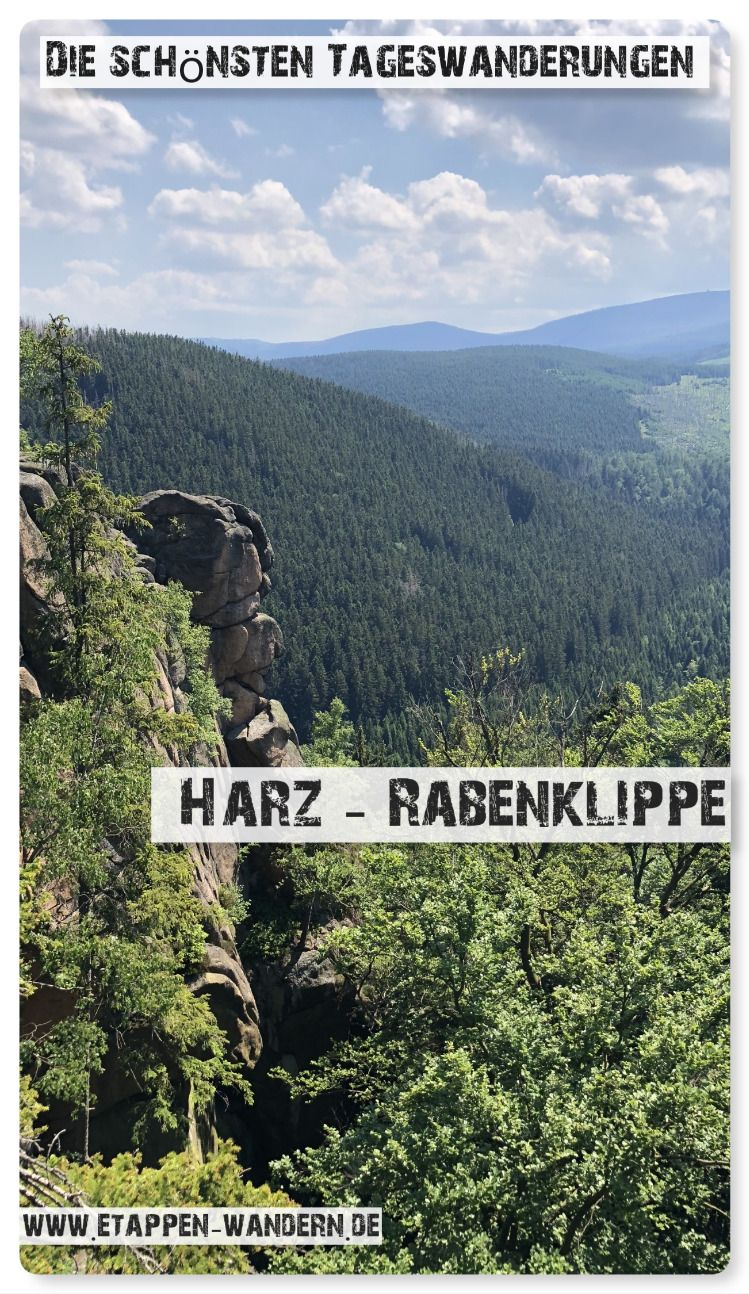 Photo of Hiking in the Harz – Raven cliff