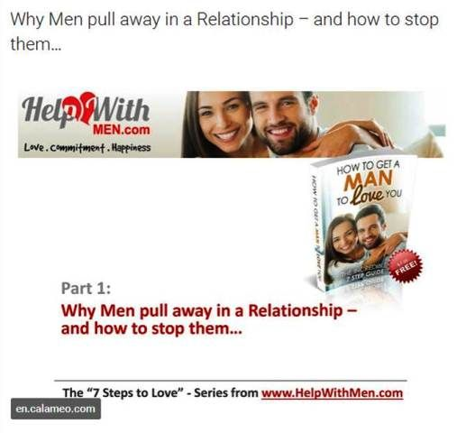 How To Pull Him Back When He Pulls Away