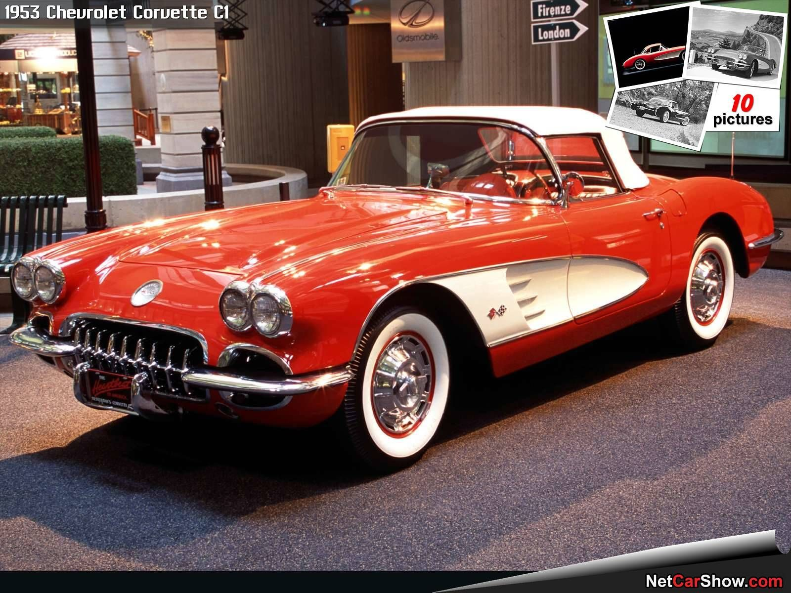 Kekurangan Corvette 1953 Spesifikasi