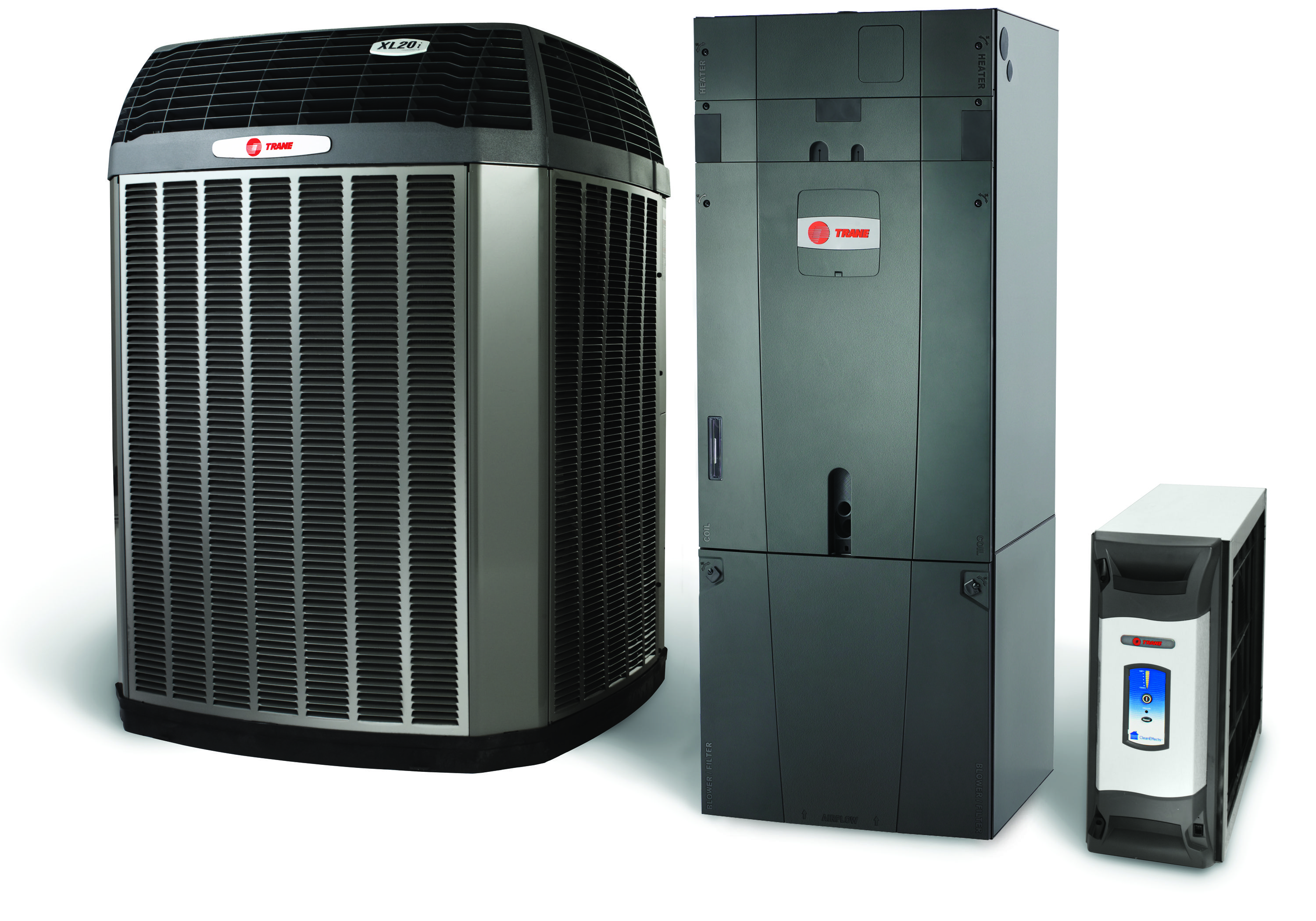 Trane Furnace Heat Pump Air Cleaner And More Heat Pump Heating Furnace Heating And Air Conditioning
