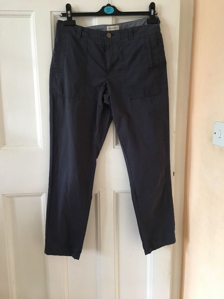 d1d89da1d587 LADIES M S TROUSERS SIZE 10 SMALL  fashion  pants