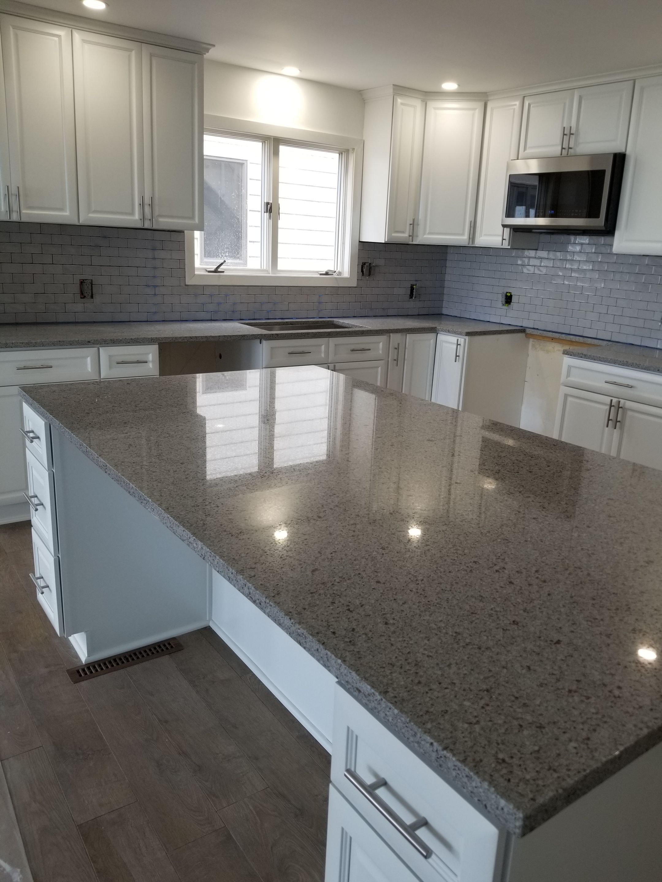 Pin By Sunrise Kitchen And Bath On Counter Tops Shower Inserts Kitchen Fiberglass Shower