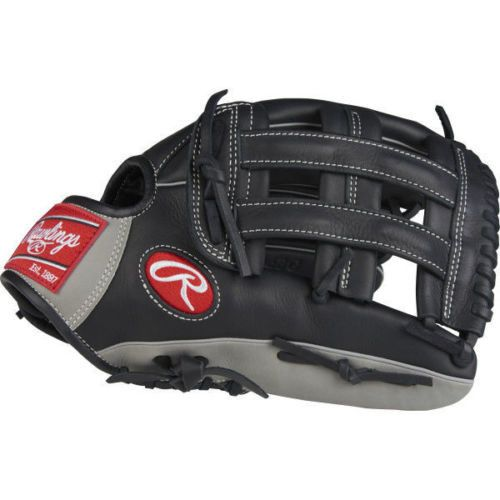 "2018 Rawlings Gamer 12.75"" Outfield Glove Pro H Web, Right"