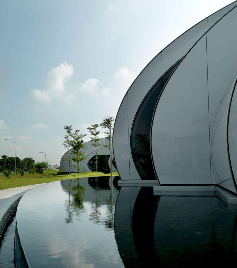 Nice The Pod Pavilion (Kuala Lumpur, Malaysia)  Studio Nicoletti Associati Amazing Ideas