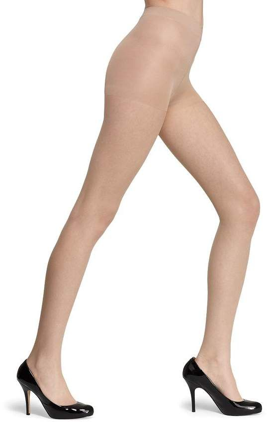 86b6173ca803dc Hue So Silky Sheer Control Top Tights | Products in 2019 | Tights ...