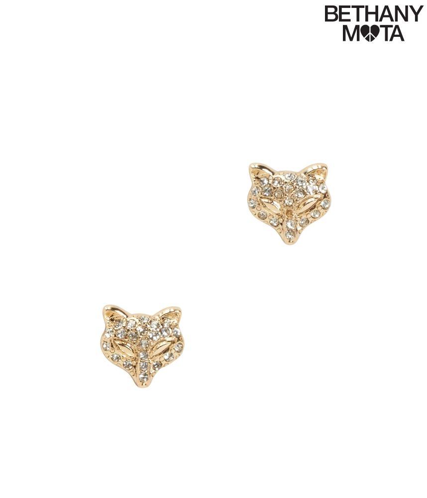 Fox Earrings - Aeropostale