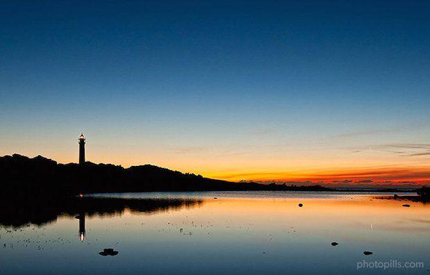 Understanding golden hour, blue hour, and twilight