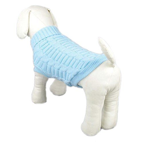 Pet Stripes Turtleneck Sweater for Small Dogs and Cats Knitwear Cold Weather Outfit *** To view further for this item, visit the image link. (This is an affiliate link and I receive a commission for the sales)