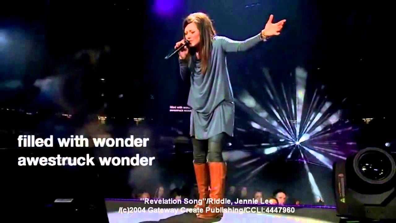 Revelation Song - Kari Jobe // Passion 2013 - Video & CD Audio ...