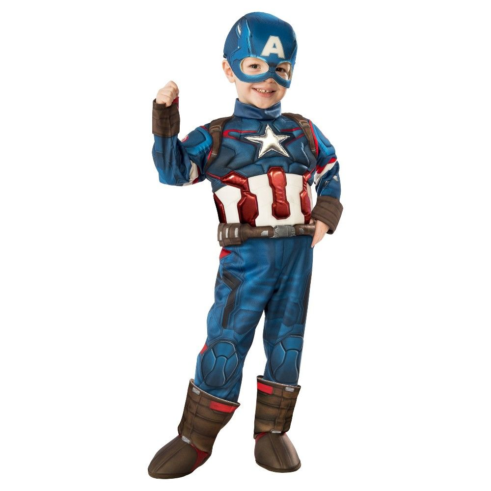 Toddler 2t NWT Marvel Avengers Age of Ultron Iron Man Halloween Costume