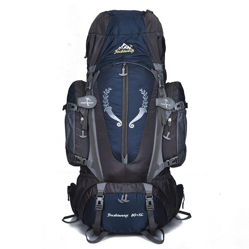 100lb Carry Backpack Unisex Men Women Travel Backpacks Waterproof    Fireproof Nylon Rucksack 8f41e5b158564