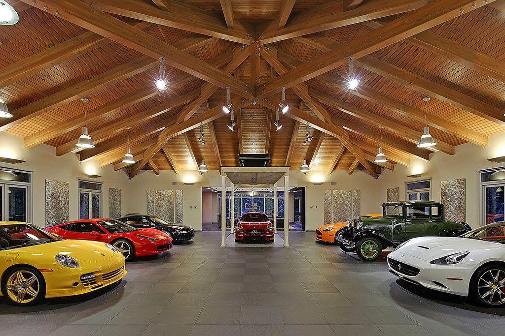 Pin By Safeer Hassan On Unique Residential Car Parking Concepts Garage House Plans Garage Interior Garage Design