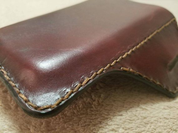 finest selection 37fd6 ecf5a Handmade Leather Phone Holster/case/holder, Phone Holster, Leather ...