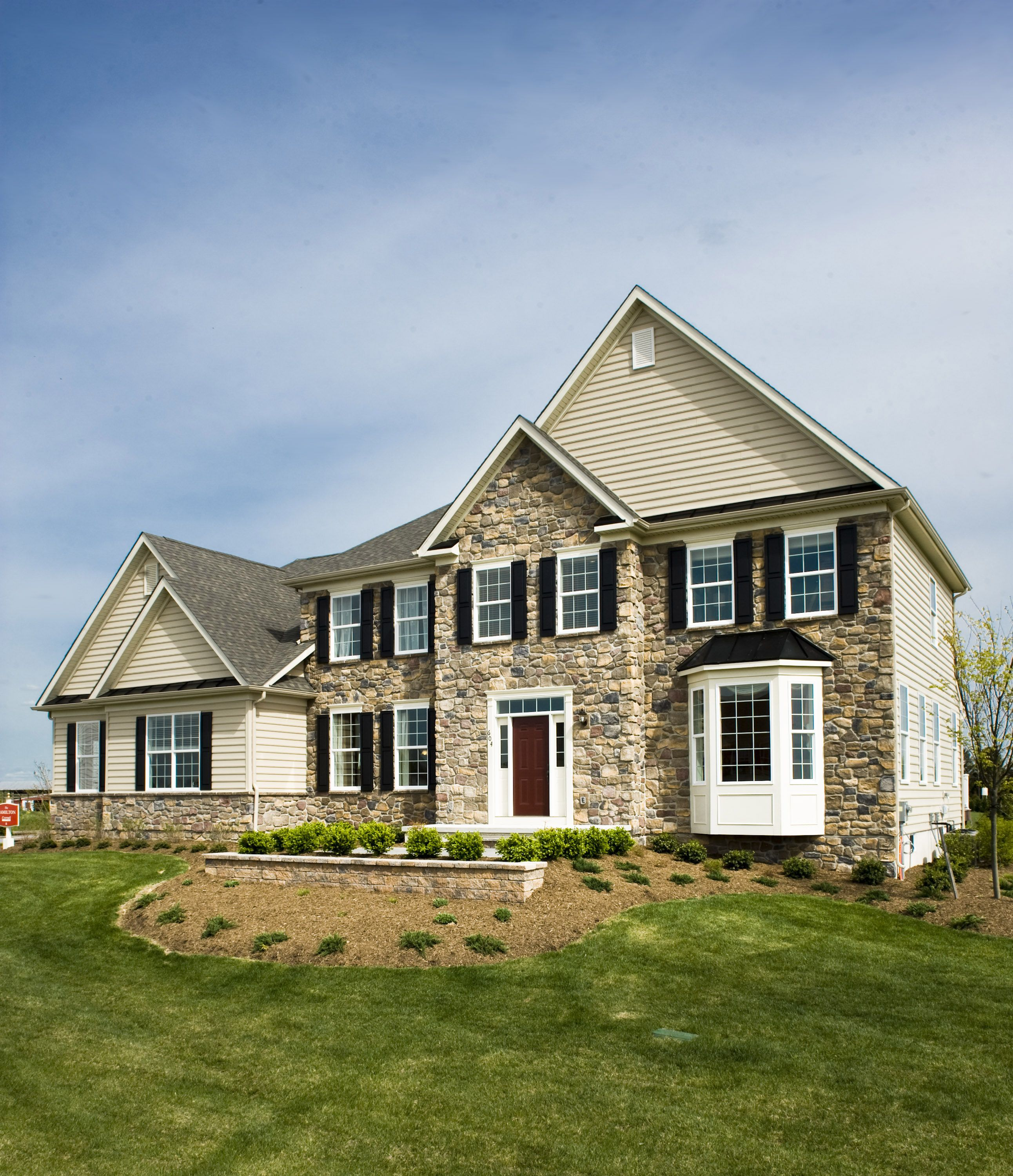 ryland homes - philadelphia, hamilton floor plan | dream home