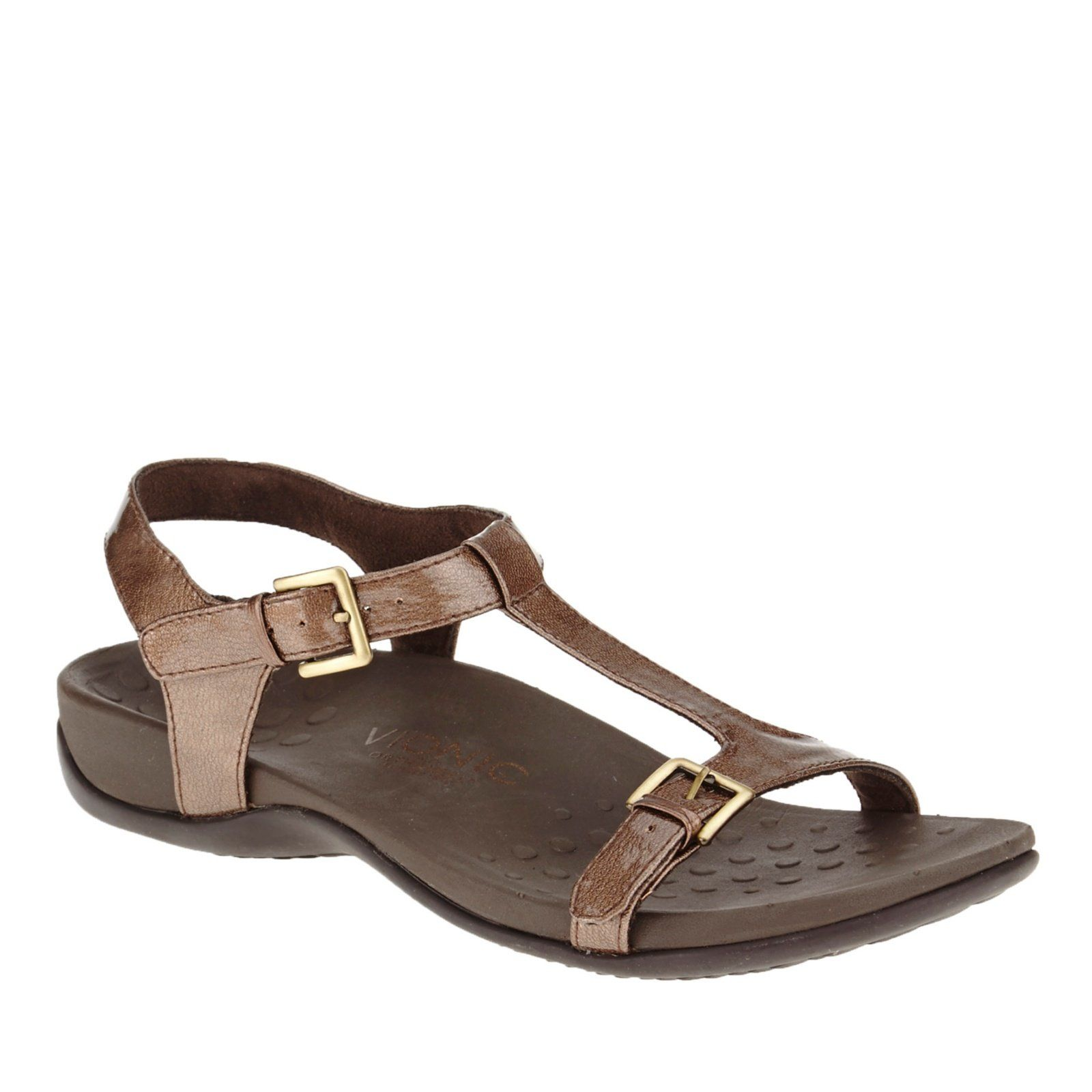 3bbbc7cf4ec AmazonSmile  Vionic with Orthaheel Technology Women s Adriane  Shoes ...