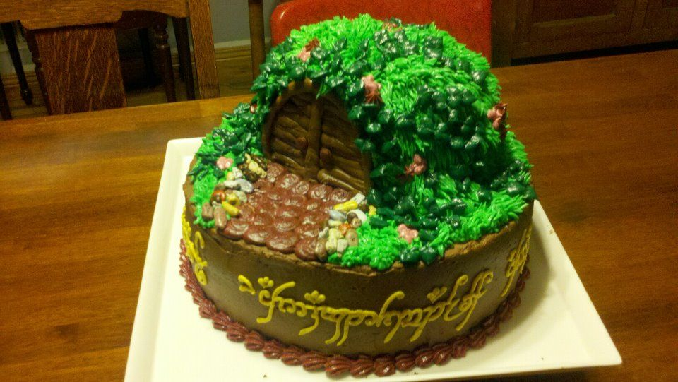 lord of the rings themed wedding cakes lord of the rings inspired food awesome lord of the 16936