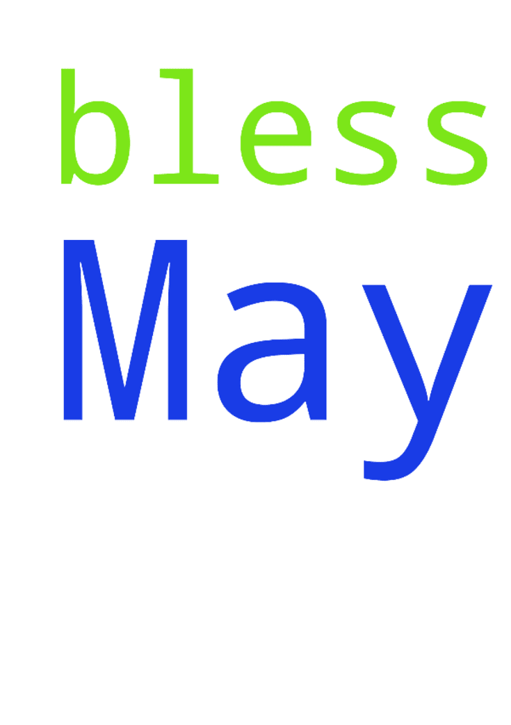 May God bless me - May God bless me Posted at: https://prayerrequest.com/t/CfA #pray #prayer #request #prayerrequest
